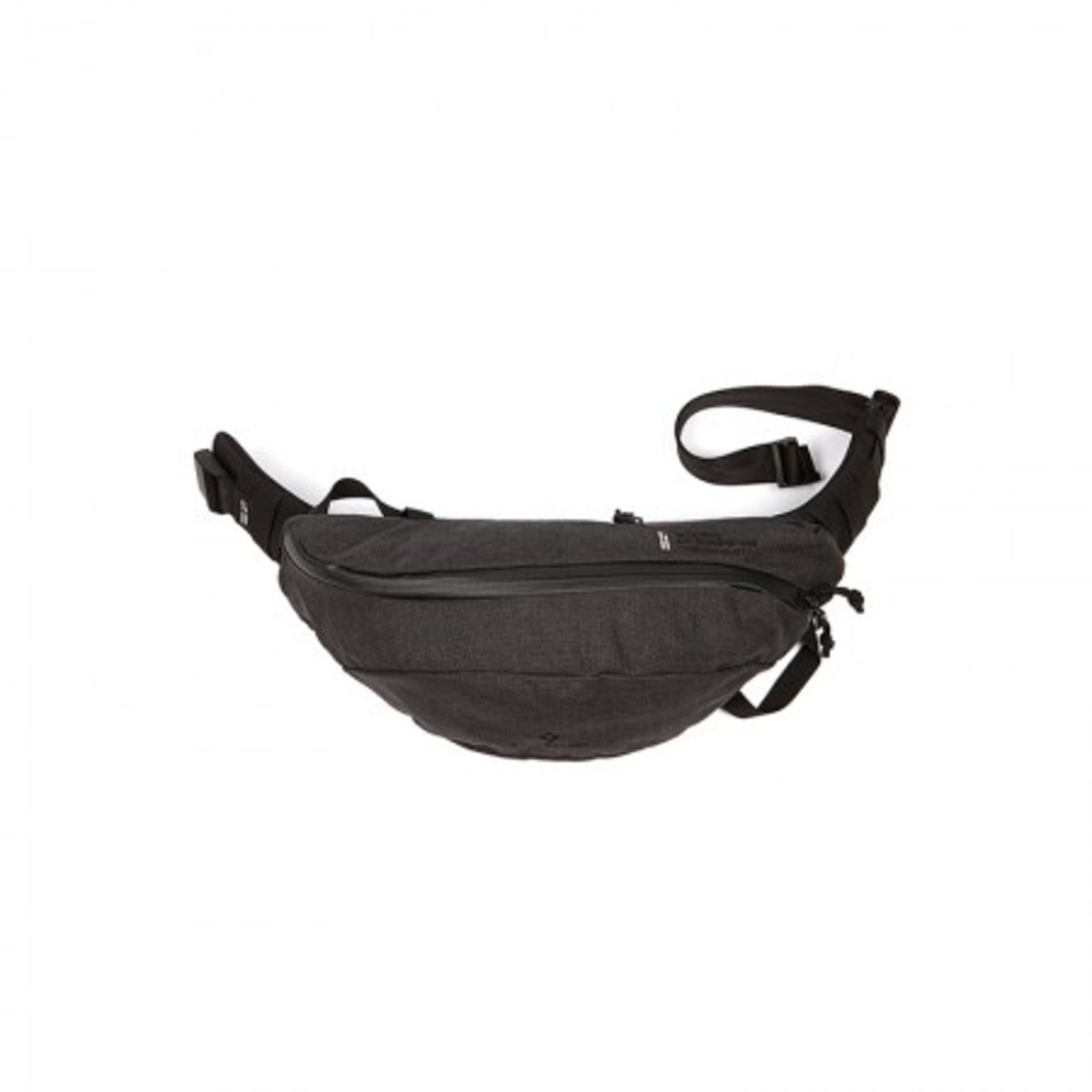 [TERG] MEDIUM WAIST BAG 'ALMOST BLACK'