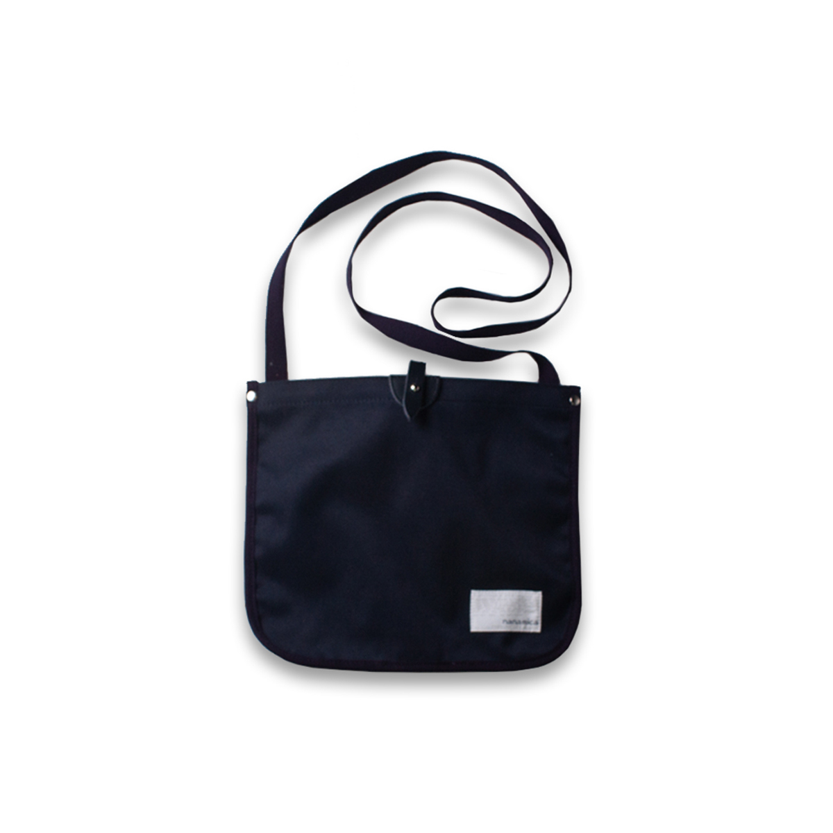 [NANAMICA] SHOULDER BAG 'DARK NAVY'