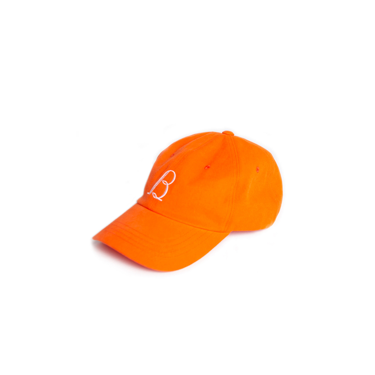 [BROWNYARD] VINTAGE BASEBALL CAP 'ORANGE'