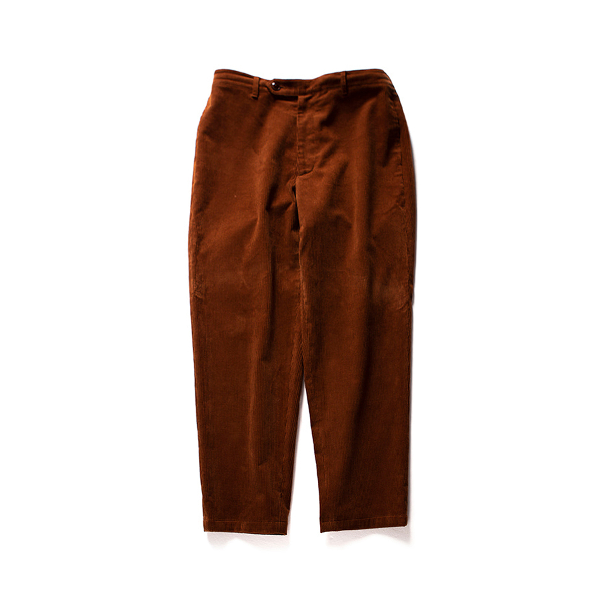 [BROWNYARD] UTILITY PANTS 'BROWN'