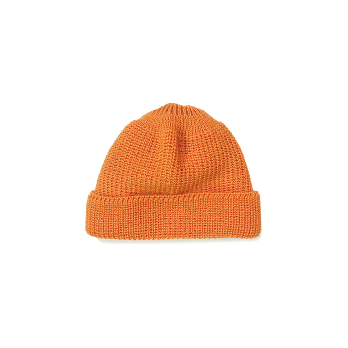 [LEUCHTFEUER STRICKWAREN] WALFANGER 'ORANGE'