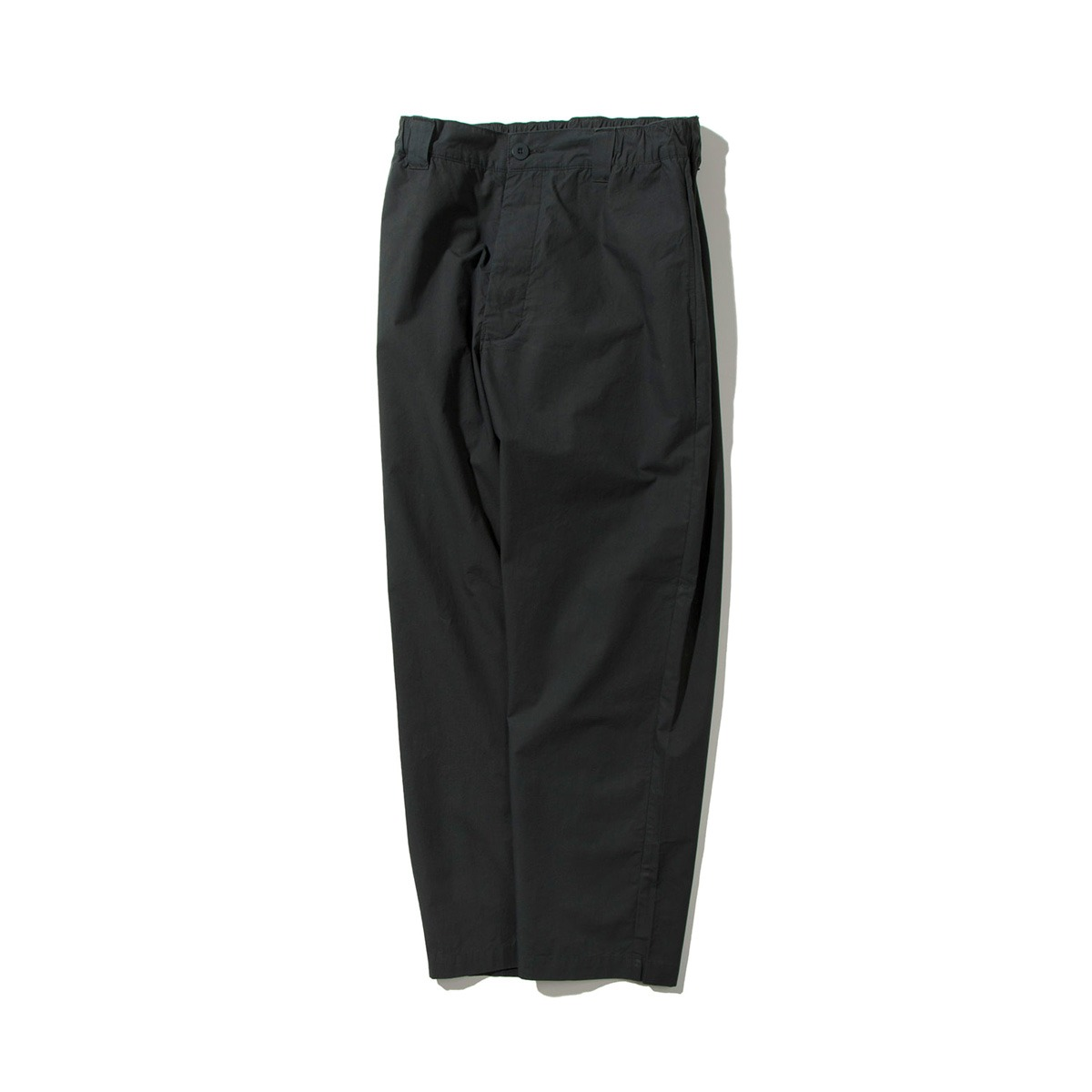 [NEITHERS] 325-2 RELAXED WIDE PANTS 'MOSS GREEN'