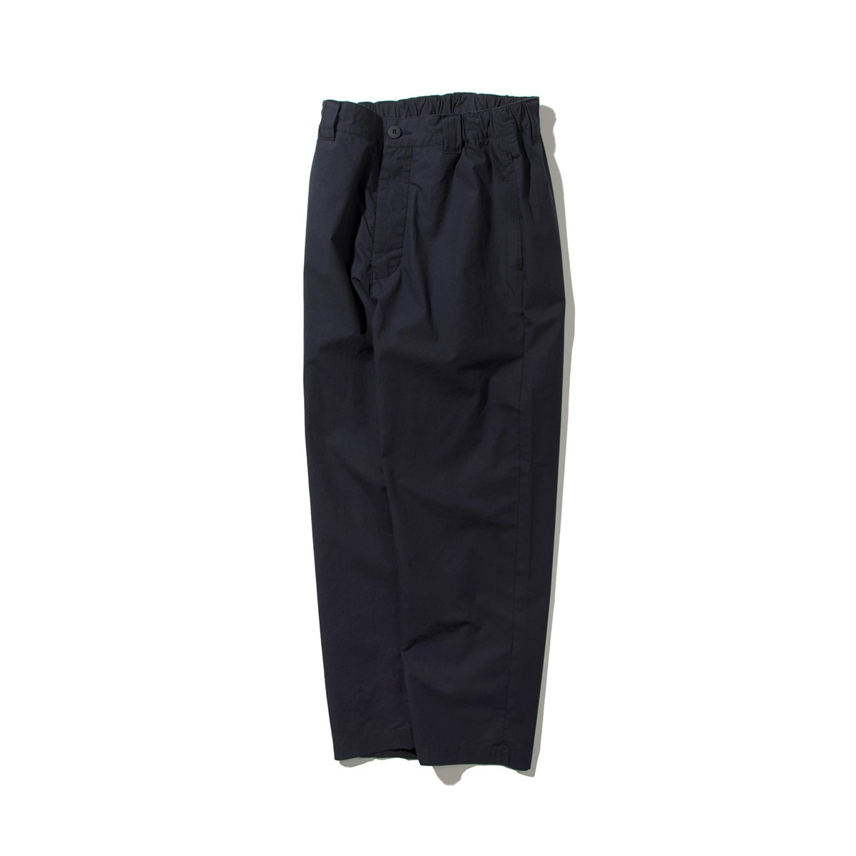 [NEITHERS] 325-2 RELAXED WIDE PANTS 'NAVY'