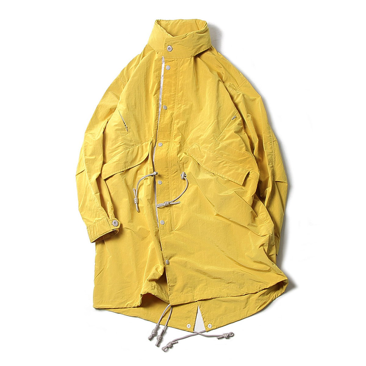 [BEHEAVYER] M65 FISHTAIL PARKA 'YELLOW'
