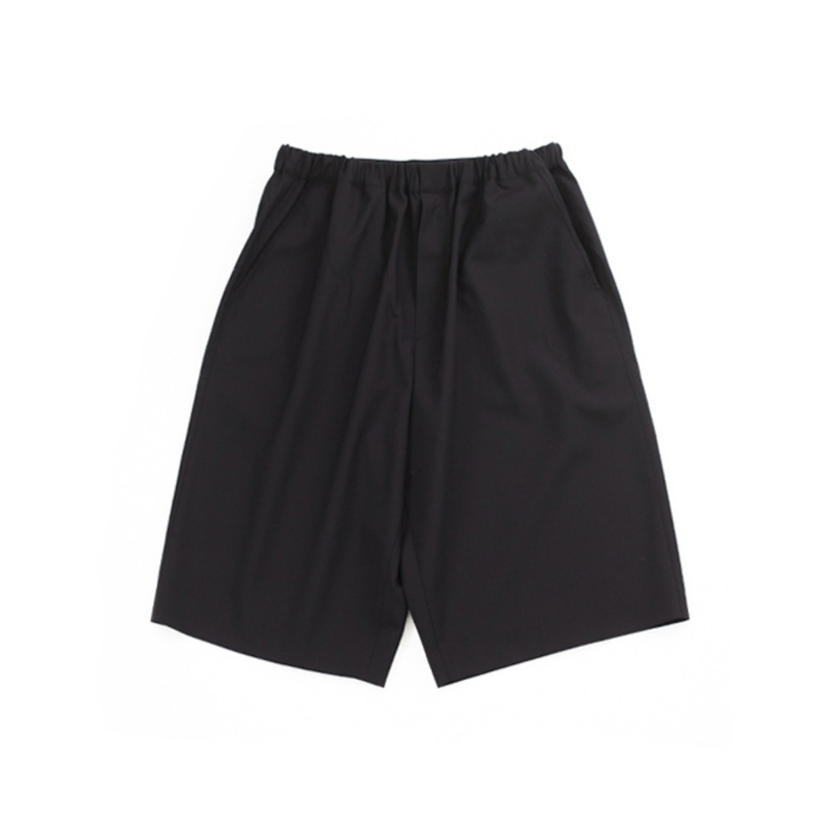 [BROWNYARD] HALF PANTS 'BLACK'