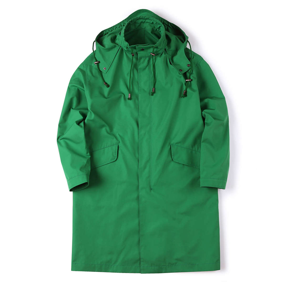 [SHIRTER] NANO WEATHER COAT 'GREEN'