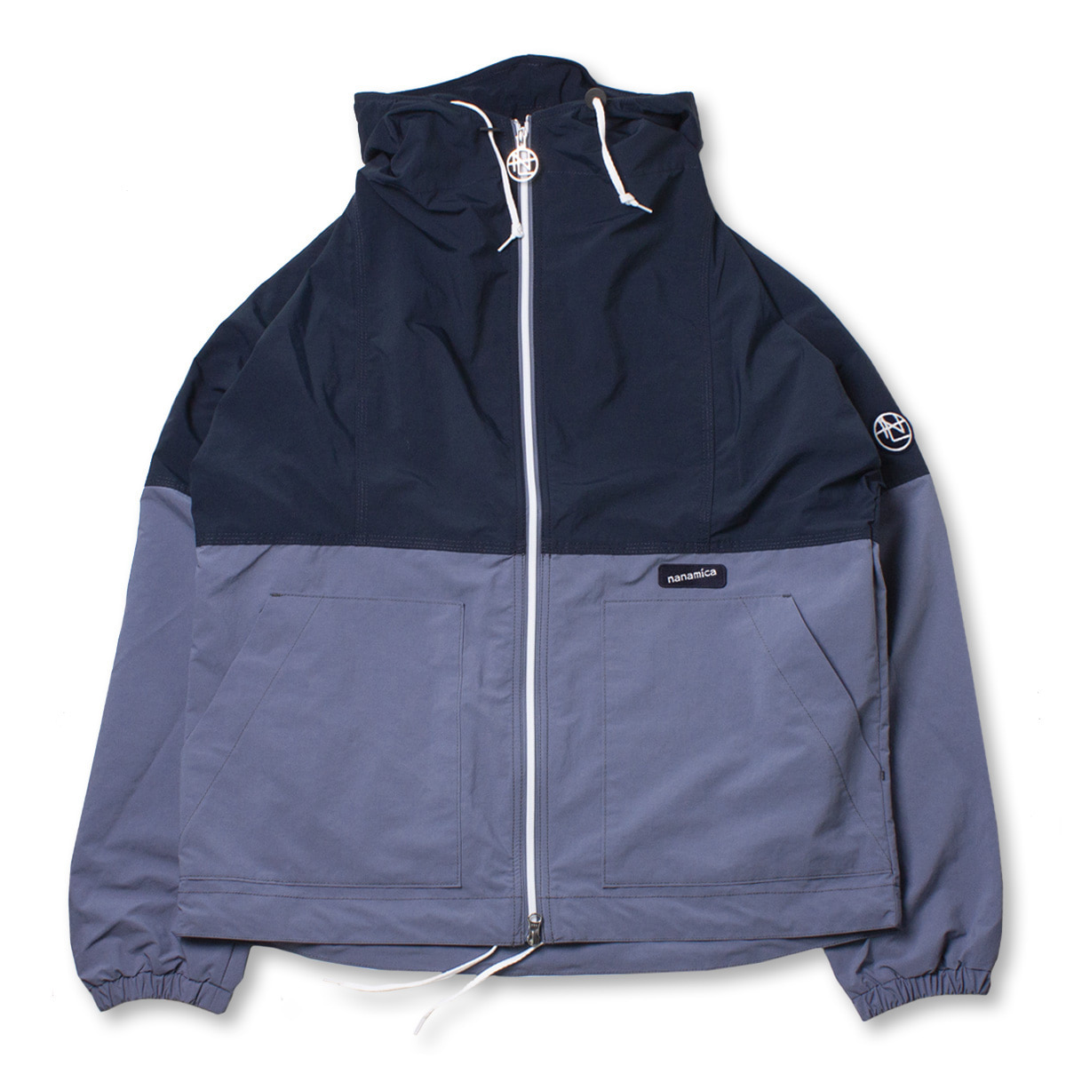 [NANAMICA] NANAMICA CRUSIER JACKET 'NAVY'