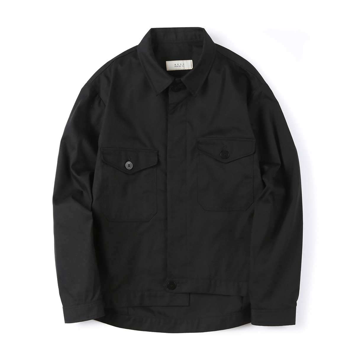 [SHIRTER] STRATA JACKET 'BLACK'