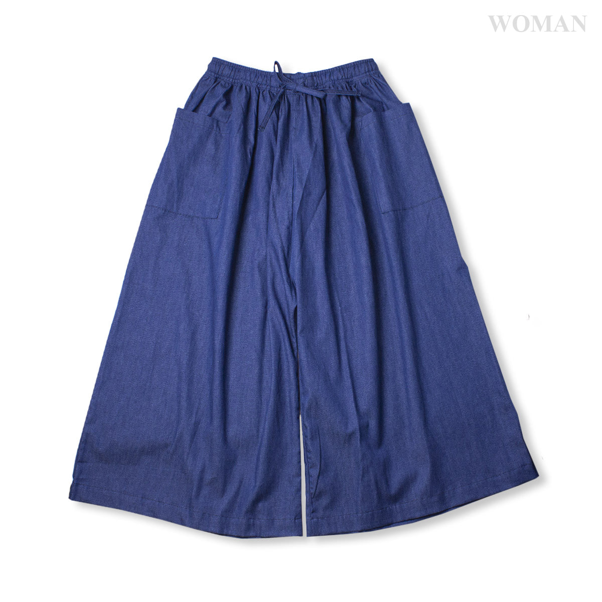 [ORSLOW] CIRCUS WIDE PANTS 'BLUE'