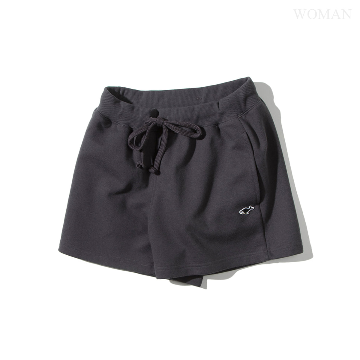 [NEITHERS] 356A-2 SWEAT SHORTS 'CHARCOAL'