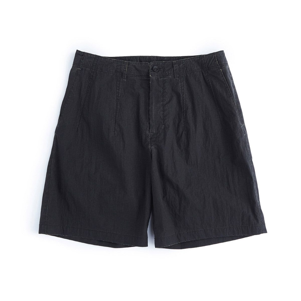 [UNAFFECTED] EASY SHORTS 'CRACKED BLACK'