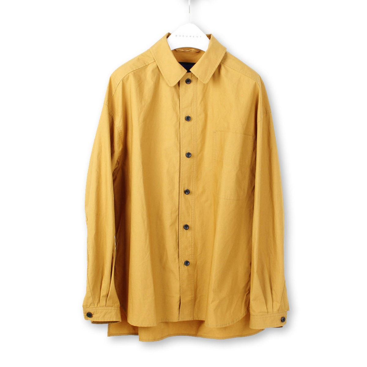 [DOCUMENT] THE DOCUMENT SET UP SHIRT 'YELLOW'