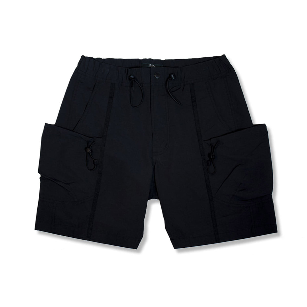 [BEHEAVYER] EXPLORE PANTS 'BLACK'