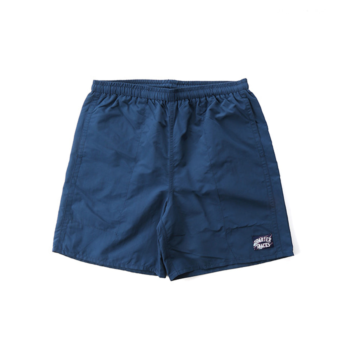 [QUARTERSNACKS] WATER SHORTS 'NAVY'