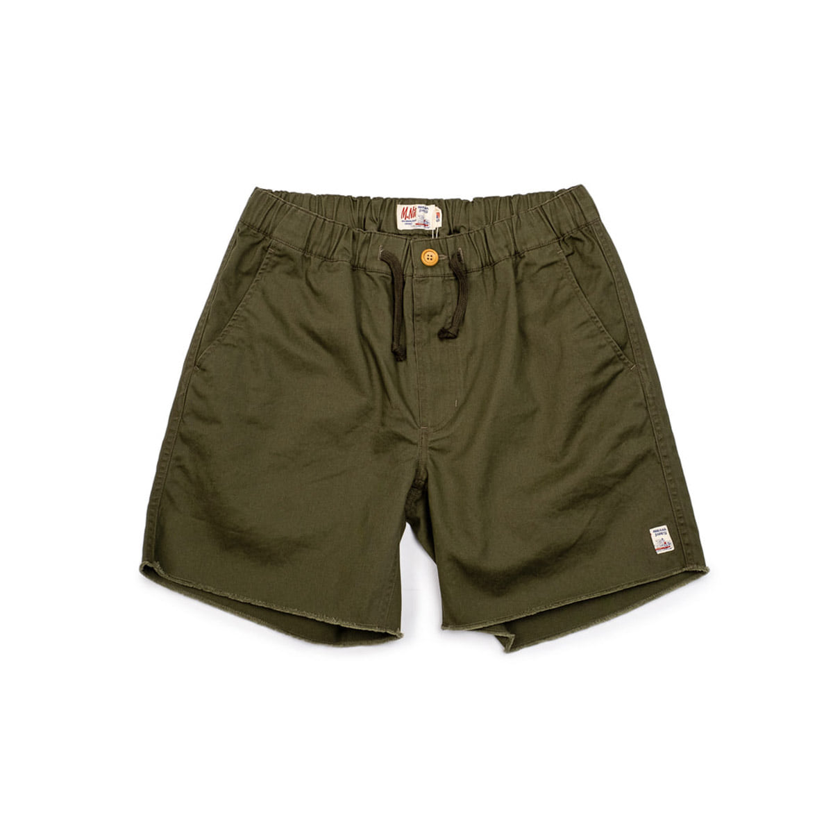 [M.Nii] SUMMER PANTS 'OLIVE'